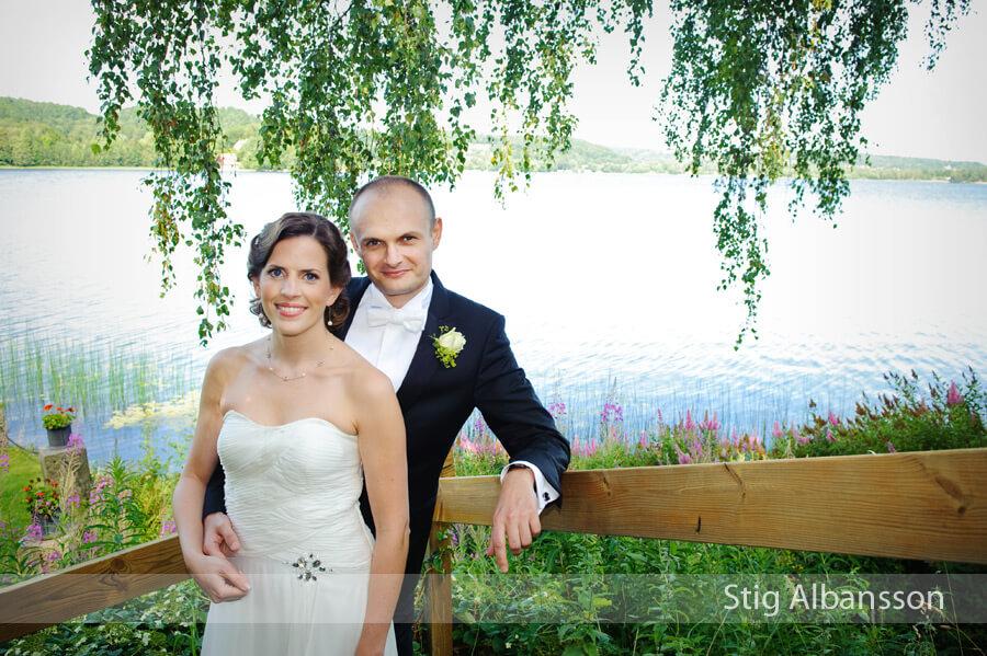Wedding at Hällsnäs Gothenburg Sweden