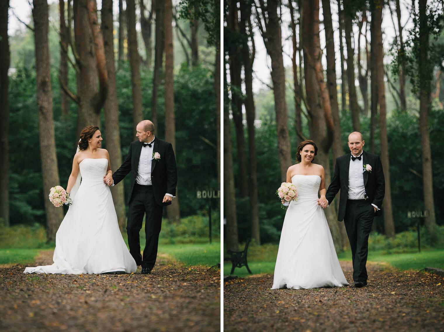Heldagsbröllop på Onsala herrgård