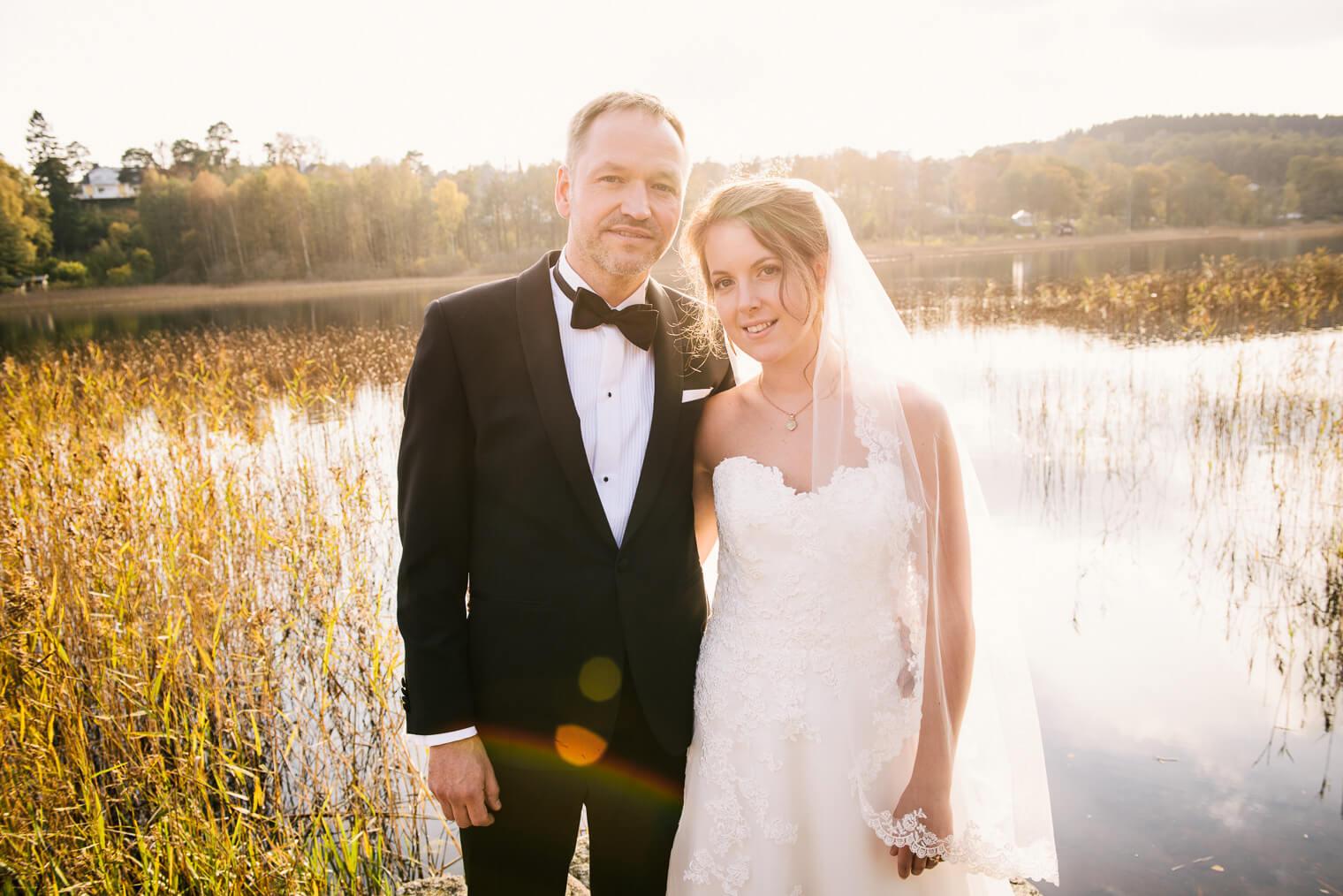 Höstbröllop Råda Säteri