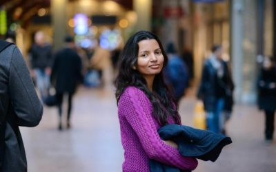 Porträttfotografering i centrala Göteborg